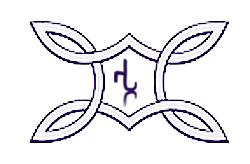 Emblem of Goddess Ire, goddess of health