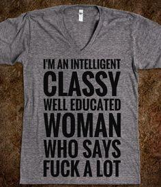 Fucking Classy