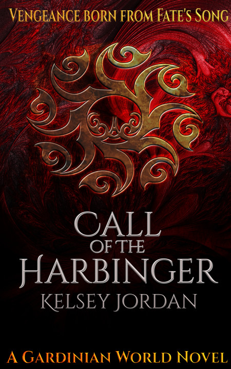 book cover for Call of the Harbinger